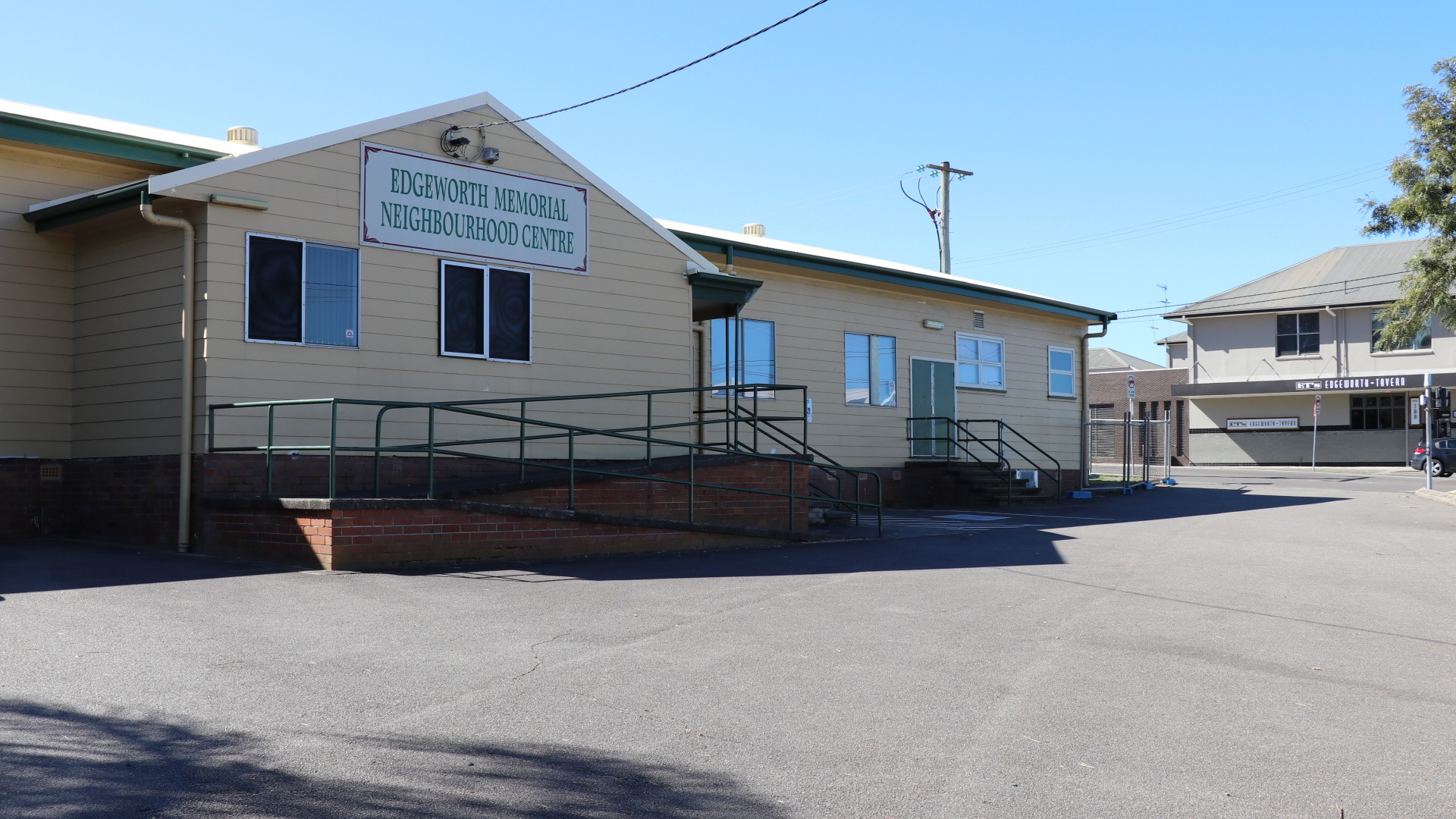 Edgeworth Neighbourhood Centre